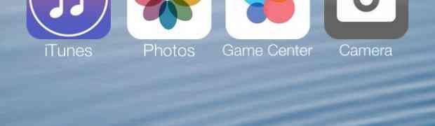 iOS7のデザインがお花畑めいてヒドイと話題に