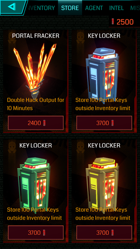 Ingress Store